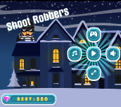 Hra - Shoot Robbers