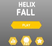 Hra - Helix Fall