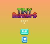 Hra - Tiny Runner