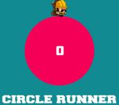 Hra - Circle Runner