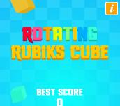 Hra - Rotating Rubiks Cube
