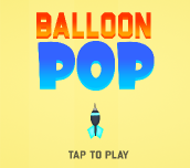 Hra - Balloon Pop