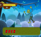Hra - Zombie Typer