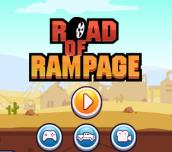 Hra - Road Of Rampage