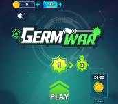 Cell War Html5