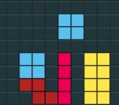 Raketka - Tetris