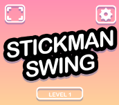 Hra - Stickman Swing
