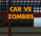 Hra - Car Vs Zombies