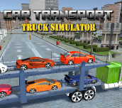 Hra - Car Transport Truck Simulator 2