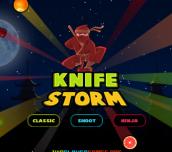 Hra - Knife Storm