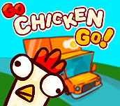 Hra - Go Chicken Go