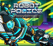 Hra - Robot Police Iron Panther