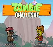 Hra - Zombie Challenge