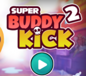 Hra - Super buddy kick 2