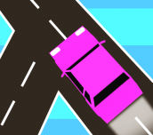 Hra - Traffic Run Online