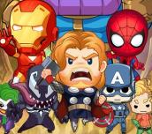 Hra - SuperHero.io