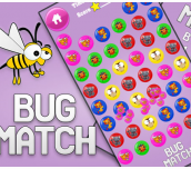 Hra - Match Bug