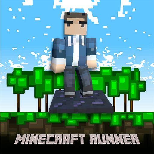 Hra - Minecraft Runner