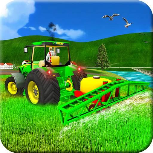 Hra - Real Tractor Farmer