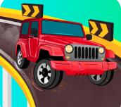 Hra - Dangerous Speedway Cars