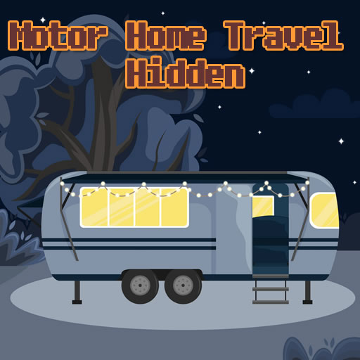 Hra - MOTOR HOME TRAVEL HIDDEN