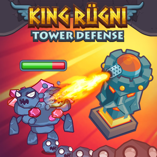 Hra - King Rugni Tower Conquest