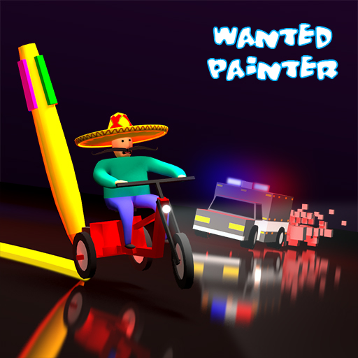 Hra - Wanted Painter