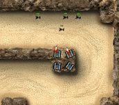 Hra - Canyon Defense