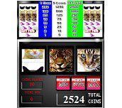 Hra - Cats Slot Machine