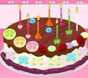 Hra - Zdobenie torty