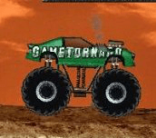 Hra - Monster Truck Demolisher