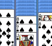 Hra - Spider Solitaire