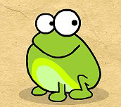 Hra - Click The Frog