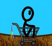 Hra - Shopping Cart Hero 3