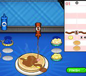 Hra - Papas Pancakeria