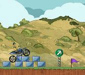 Hra - Bike Champ