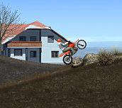 Hra - Spring Bike