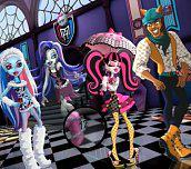 Hra - Monster High Hidden Numbers