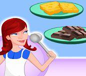 Hra - Fudgy Walnut Brownies