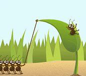 Hra - Heroic Ants