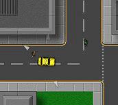 Hra - Zombie Taxi 2