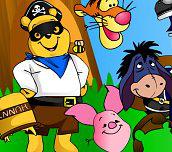 Hra - Medvedík Pú ide na karneval