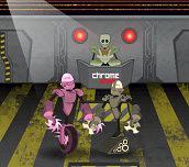Hra - Chrome Wars