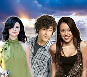 Hra - Hannah, Selena and Nick Makeover