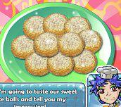 Hra - Sladké ryžové koláčiky
