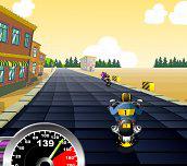 Hra - Race Chopper
