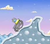 Hra - Snow Truck 2