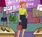 Hra - Nakupovanie odevov
