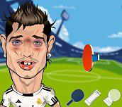 Hra - Fackovaná Ronalda a Messiho