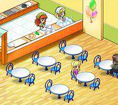 Hra - Rodinná reštaurácia